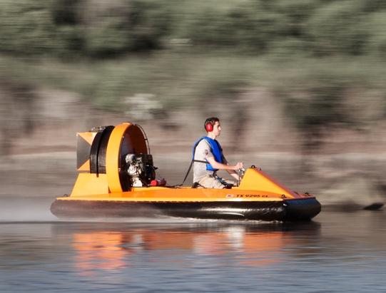 Phoenix hovercraft
