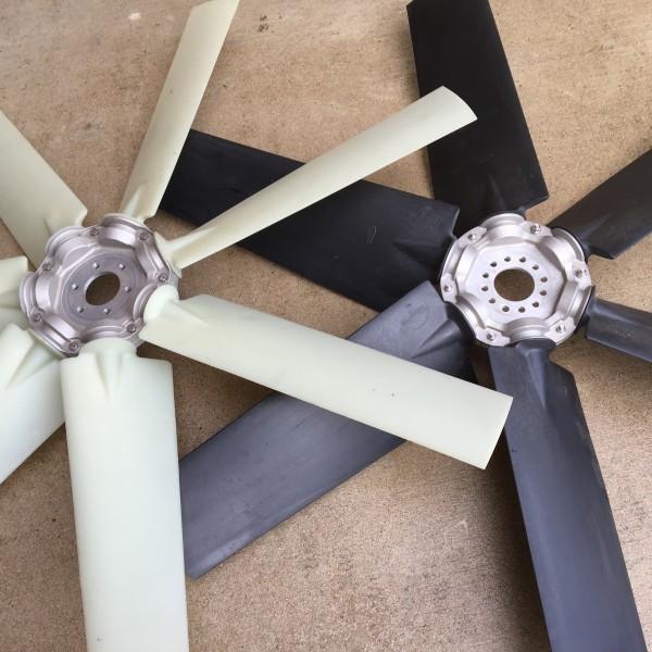 WingFan airboat fan hovercraft fan bowfishing fan